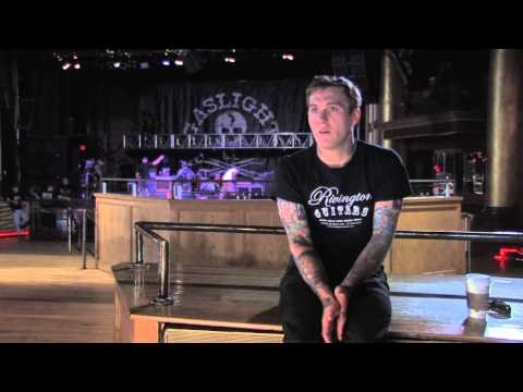 The Gaslight Anthem&#039;s Brian Fallon talks about The Replacements in the documentary COLOR ME OBSESSED