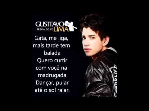 Gusttavo Lima - Balada Boa [lyrics/letra on screen]