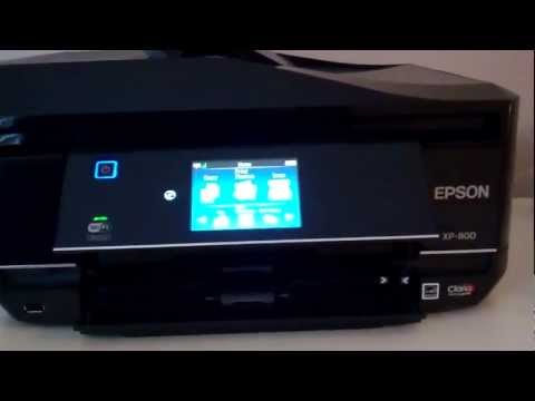 Epson XP-800 Small in One Printer