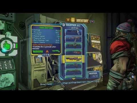 Borderlands the pre sequel grinder side mission youtube