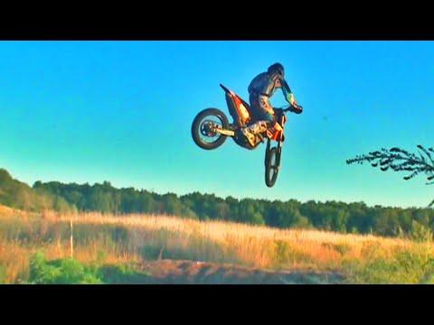 Moto In Slow Motion