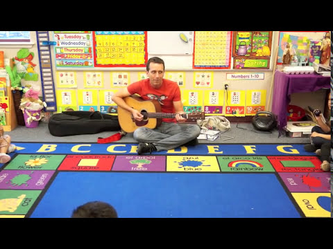 Preschool Music Class with Nick the Music Man