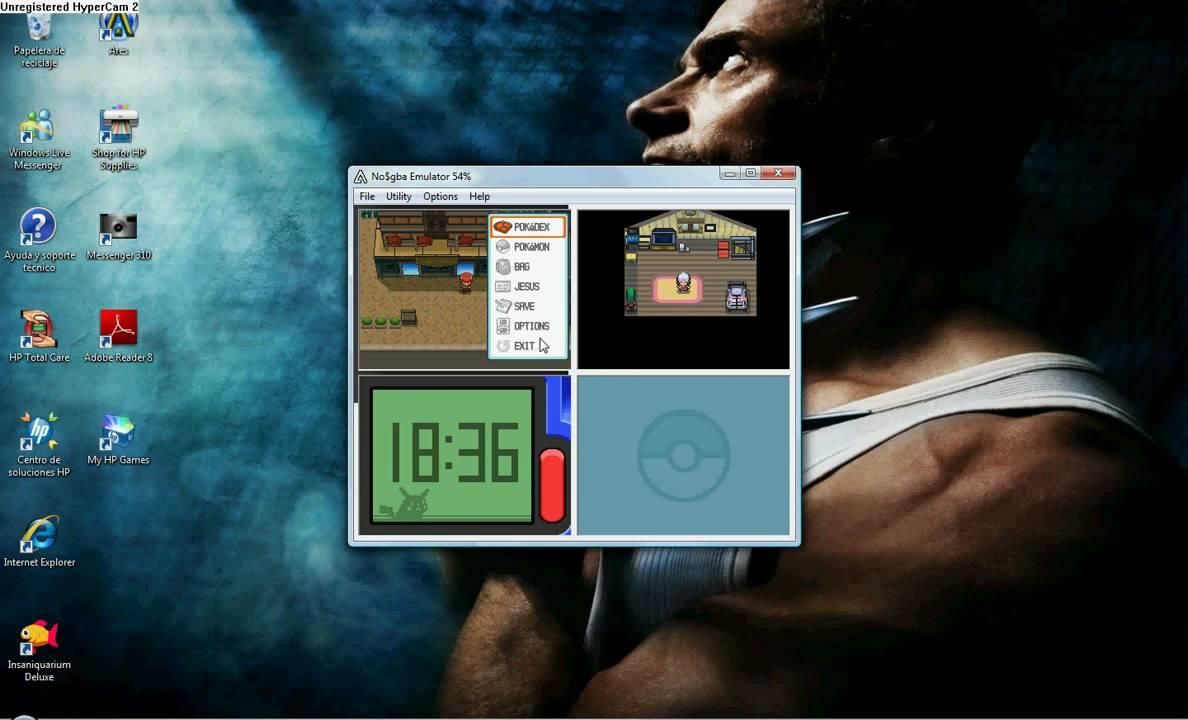 Hack Rooms Pokemon Ds
