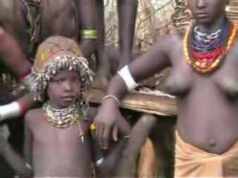 Ethiopia - Across The Omo River To The Galeb Village video