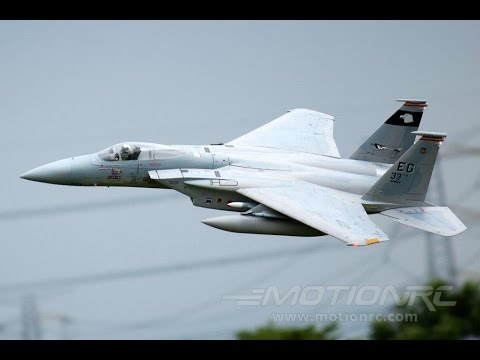 Freewing F-15C Eagle 90mm EDF RC Jet Feature and Flight Demonstration