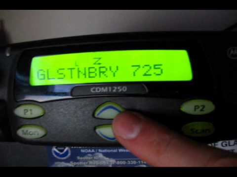 Motorola CDM1250 radio review