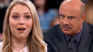 Dr Phil ENDS Spoiled Daughter Who Walks Off Stage