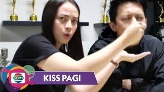 Kiss Pagi - CIEE!! Dari Cover Lagu Turun ke Hati! Ariel dan VJ Laissti Dikabarkan Menjalin Kasih