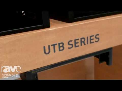 ISE 2017: Middle Atlantic Products Demonstrates Universal Tech Box Mount