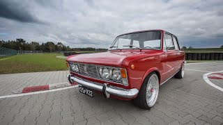 Fiat 125p R32 coupe Timelapsed HD