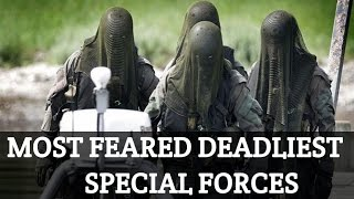 10 MOST DANGEROUS SPECIAL FORCES IN THE WORLD || 2017 || MILITARY SPECIAL FORCES
