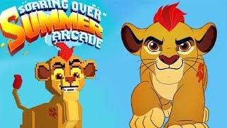 Soaring Over Summer Arcade | The Lion Guard Online Game For Kids Have Fun | Kids TV Channel