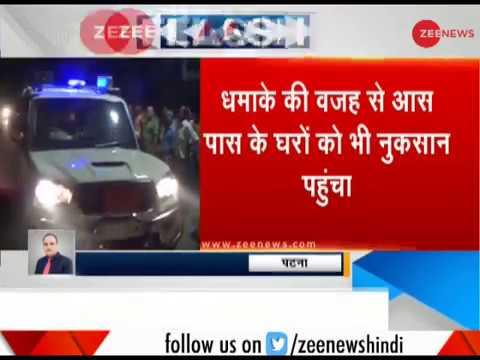 5 dead, 25 injured in blast at illegal firecracker factory in Bihar's Nalanda