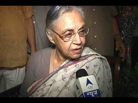 I wish Priyanka Gandhi does campaign for UP elections: Sheila Dikshit