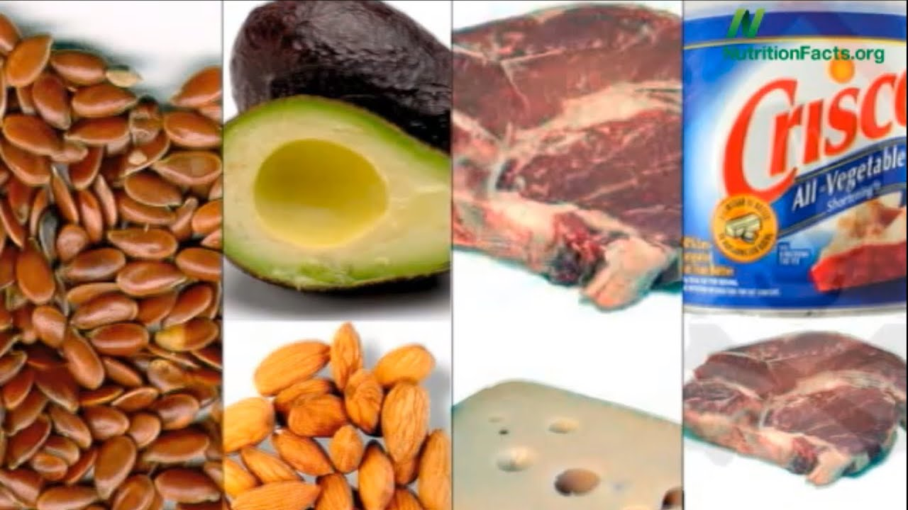 Good, Great, Bad, &amp; Killer Fats