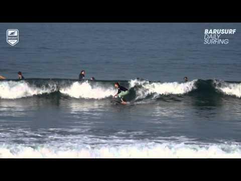 Barusurf Daily Surfing - 2015. 12. 23. Kuta