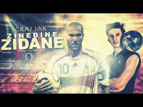 odc.18: Graj jak Zidane #TRENUJzKRZYCHEM