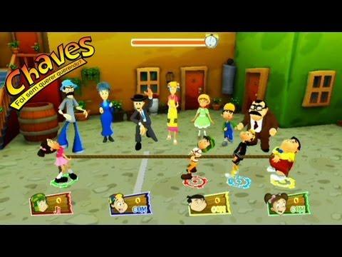 Novo jogo do Chaves: El Chavo del Ocho - E Vai Rolar a Festa!!! Pt-Br