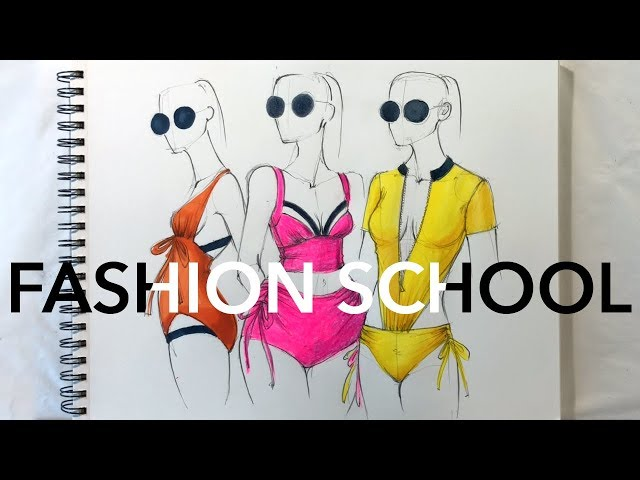 How to Prepare for Fashion Design School thumbnail