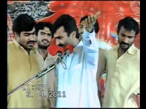 Zakir Qazi Waseem Abbas 2012.qasida :noroz Ho Mubarik ,sub Sahibay Aimaan Ko.. video