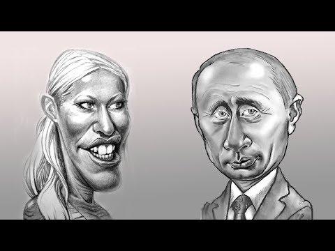 Собчак шантажирует Путина