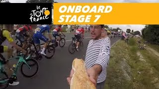 Onboard camera - Stage 7 - Tour de France 2018