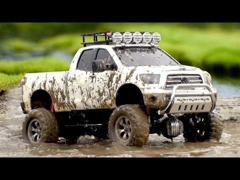 RC Trophy - mud diggers 2 - визги и брызги 2
