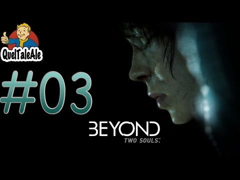 Beyond Two Souls - Gameplay ITA- Walkthrough #03 - Braccata