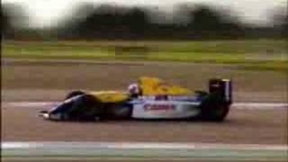 Formula-1 Race from Metallica