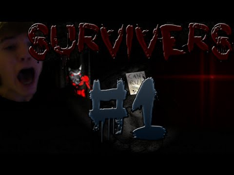 "Survivers Beta 3 (Slender Co-Op) w/Eternal - FACECAM - Attempt 1 ""Hold Me"""