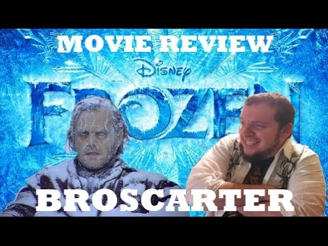 BrosCarter Reviews: Frozen!!!