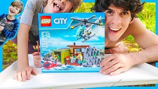 Lego City Police Adventure   Crooks Island