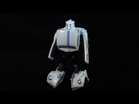 Benscollectables reviews Igear Toys Unreleased Herbie