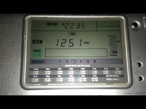 IRIB Radio Iran on 1251 KHz
