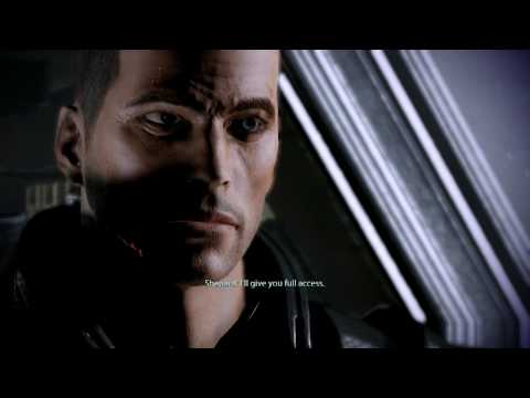 MASS EFFECT 2 / PC / gameplay / HD3850 / HD / (!spoiler!)