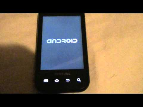 Android Boot Loop