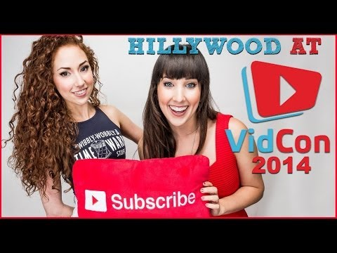 HILLYWOOD AT VIDCON 2014!