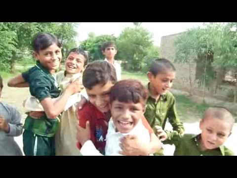 Resetting the Indus Punjab:The cutest eidmubarak you will hear atthe end of the video(20th Aug 2012) ::