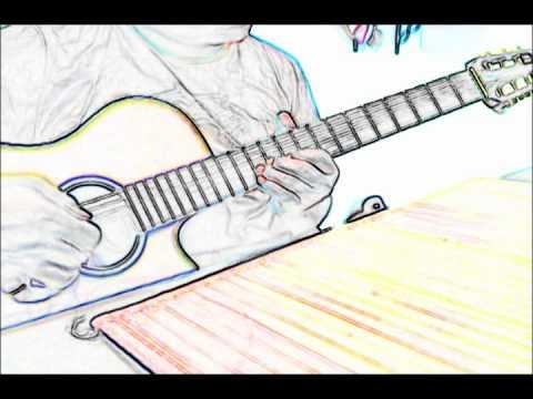 Chura Liya Yaadon Ki Baraat Guitar Solo Fingerstyle