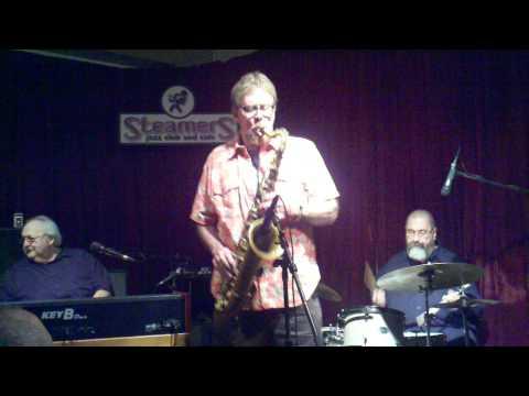 Steve Wilkerson Getting Blues-y at Steamers 1-15-11