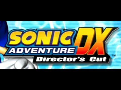 Sonic Adventure DX Diretor's Cut on PS3 in HD 720p