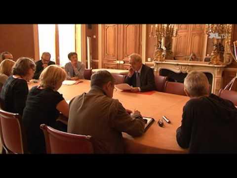 XLTV, JT du 20 juillet 2011 : Le Conseil général à l'écoute des jeunes