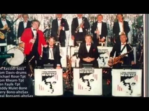 RON DAVISSON BIG BAND with Frank Romano 'Mack the Knife'