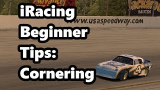 iRacing Oval Beginner Tips: Driving Inputs and Cornering Technique