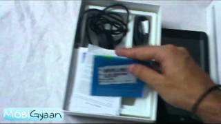 Reliance 3G Tab [Unboxing]