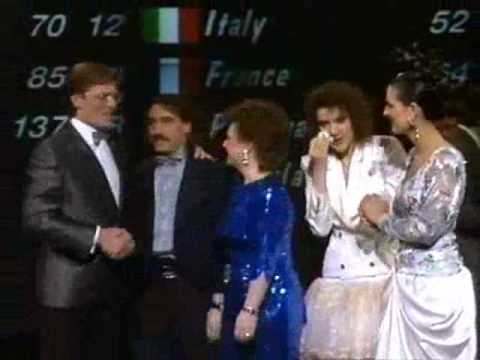 The fifth and final part of the voting for the 1988 Eurovision Song Contest, presented by Pat Kenny & Michelle Roca in Dublin, Ireland. The video also includes the awarding and the reprise...