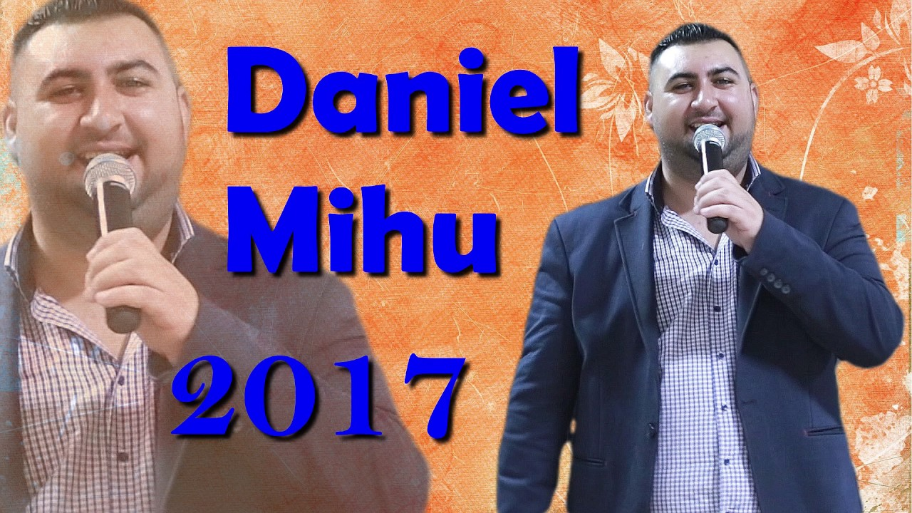 DANIEL MIHU | Dedicatie pentru toti fratii | LIVE | AUDIO 2017