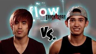 Quarter Final 2: Andy Le vs Andrew Franklin | Trickstar Battle