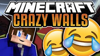 The Funniest Video Ever! ( Minecraft Crazy Walls #2)