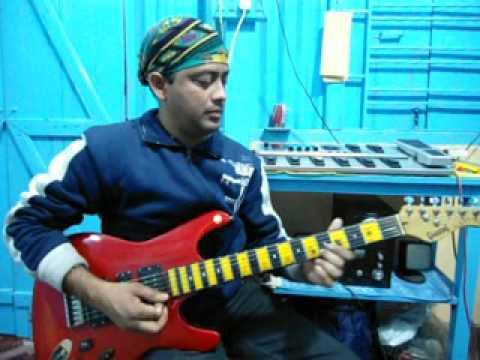 Bheege Hont Tere Guitar By Ajit M 09856464782 video